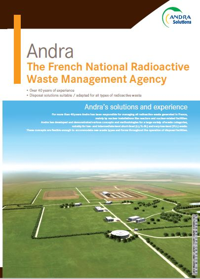 Andra commercial leaflet